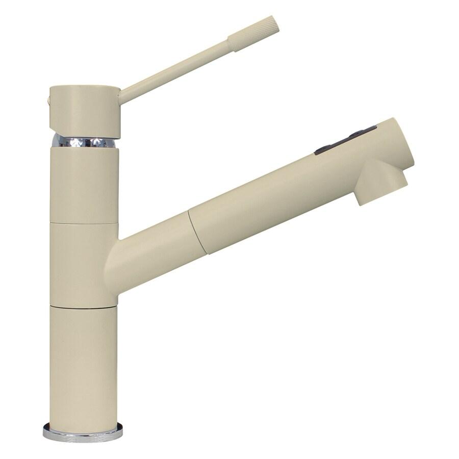 LaToscana Tizmixext Granite Sahara 1-Handle Pull-Out Kitchen Faucet