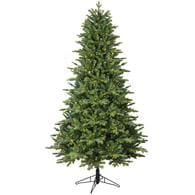 ge 7 ft pre lit ashville fir artificial christmas tree with 500 multi