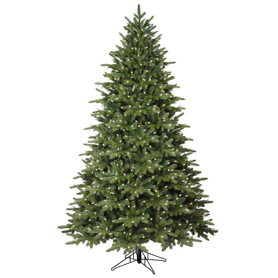 ge 75 ft pre lit frasier fir artificial christmas tree with 600 sparkling warm - Frasier Christmas Tree