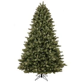 ge 75 ft pre lit colorado spruce artificial christmas tree with 600 multi