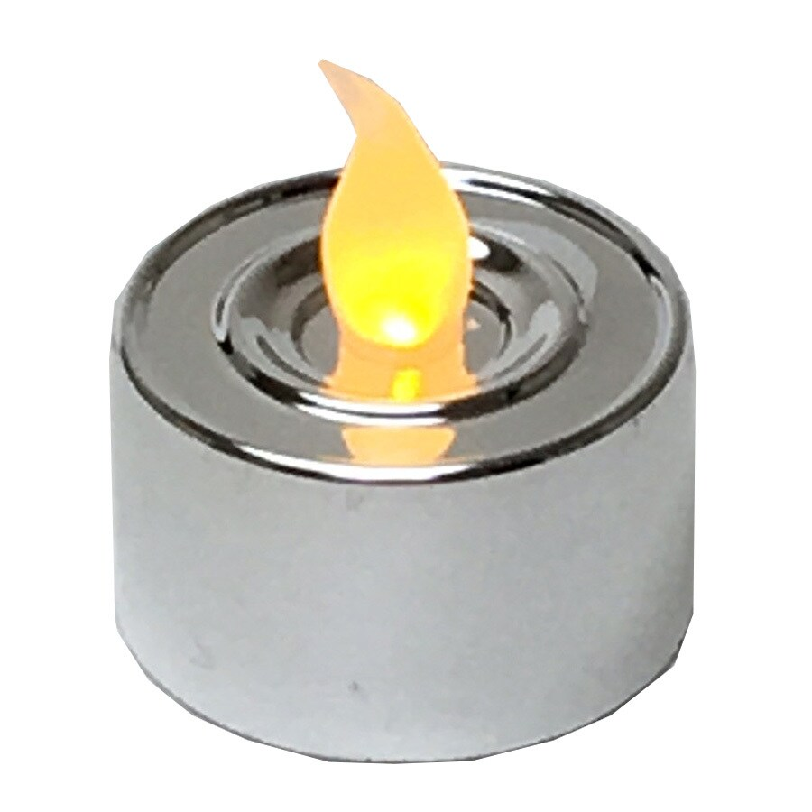 GE Pre-Lit Candle Flickering White LED Lights
