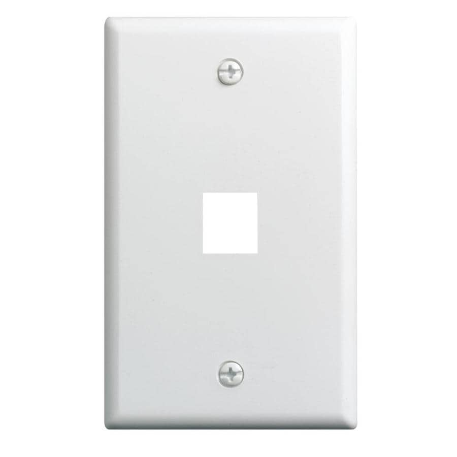 Legrand Nylon CAT6 Wall Jack