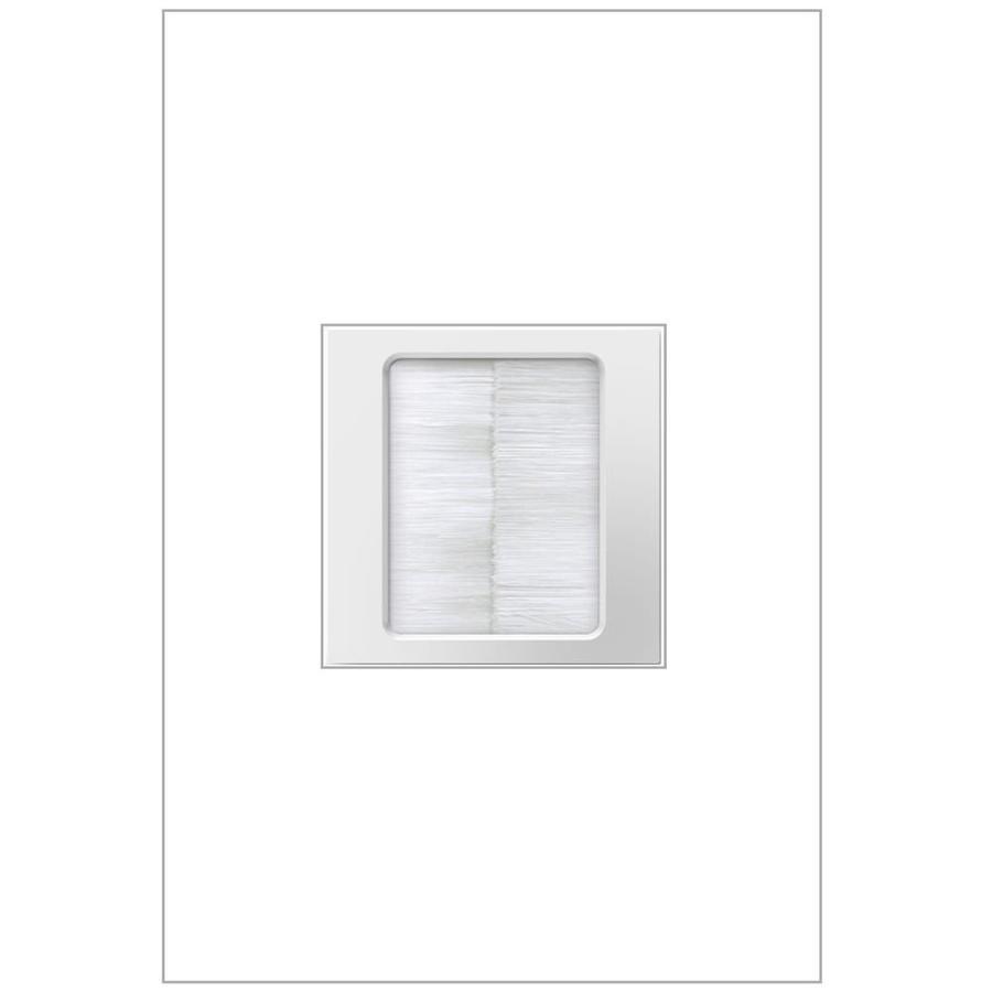 Legrand Plastic Combination Wall Jack