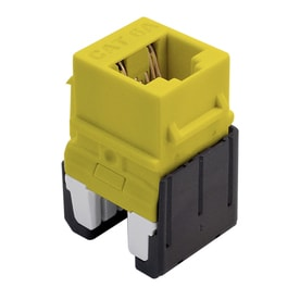on-q/legrand cat 6a rj45 keystone insert
