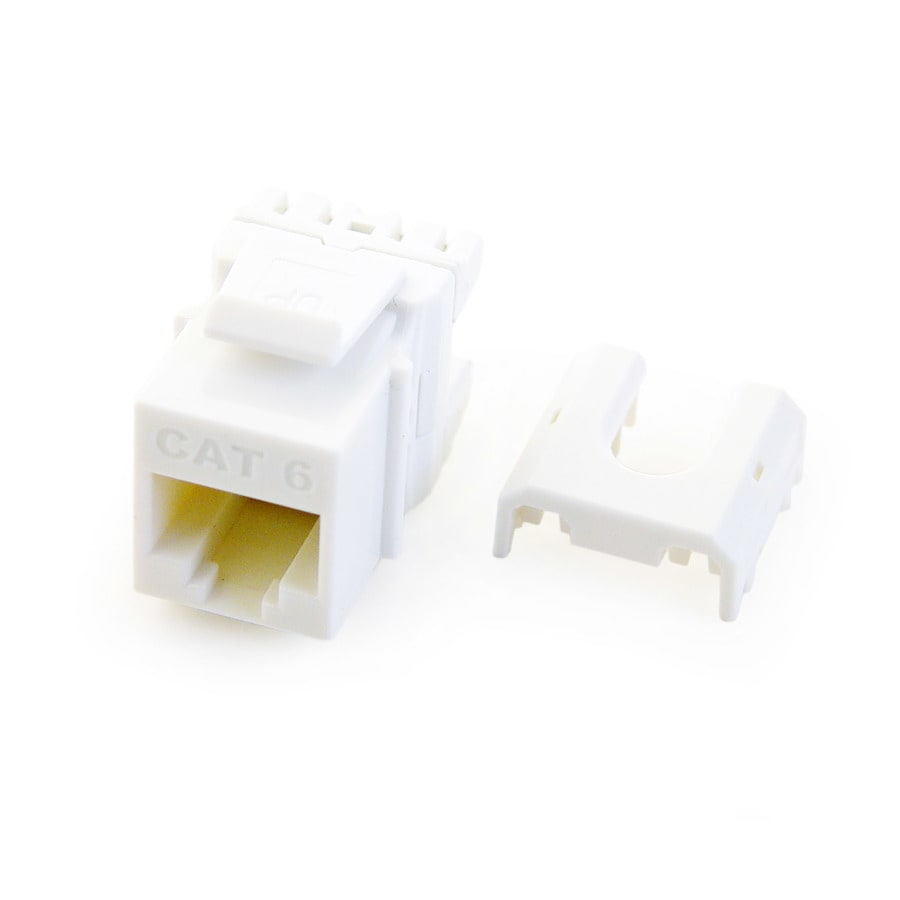 Legrand Plastic Cat6 Wall Jack