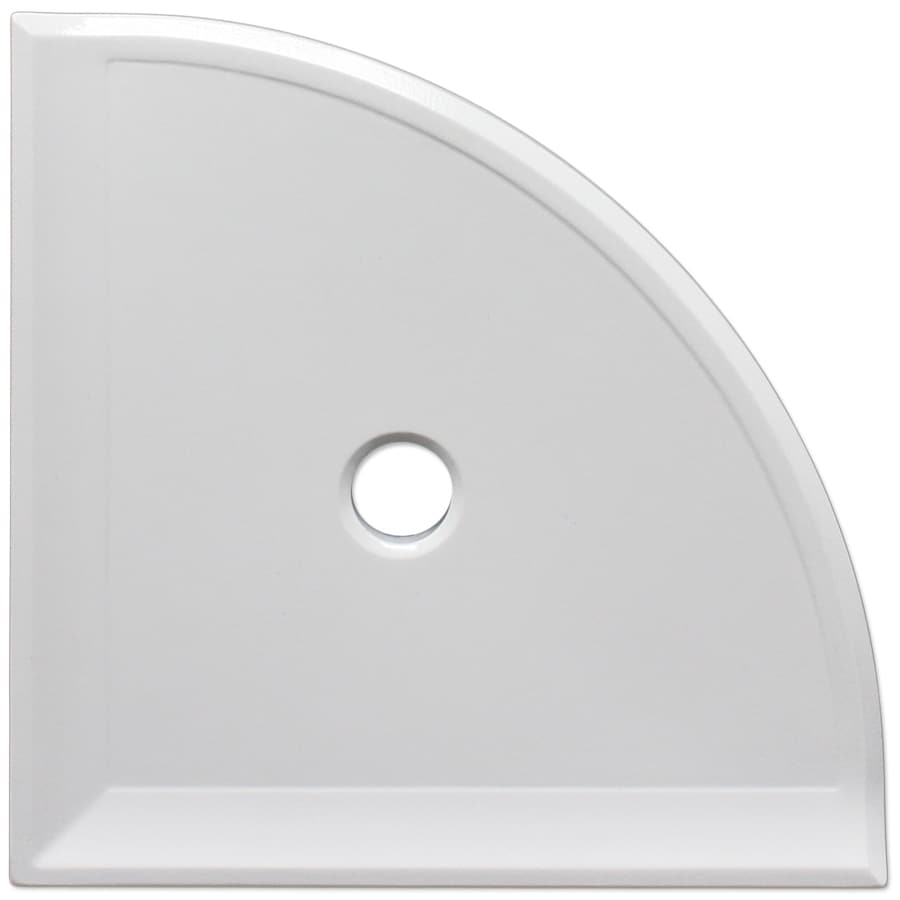 Shop Somerset Collection SomersetTier Polished White Ceramic