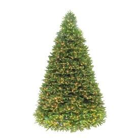 Ge Led Christmas Trees Pre Lit