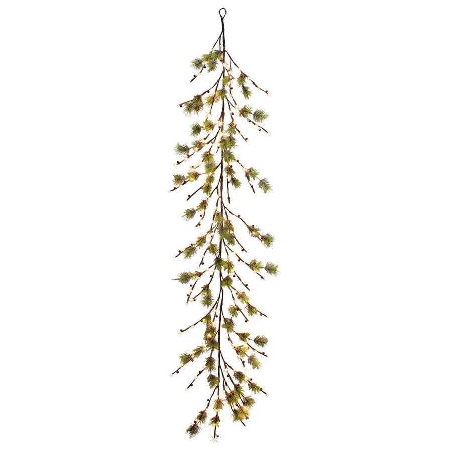 Costco Twinkling Christmas Tree: Puleo International 2-ft Pre-lit Artificial Christmas Tree