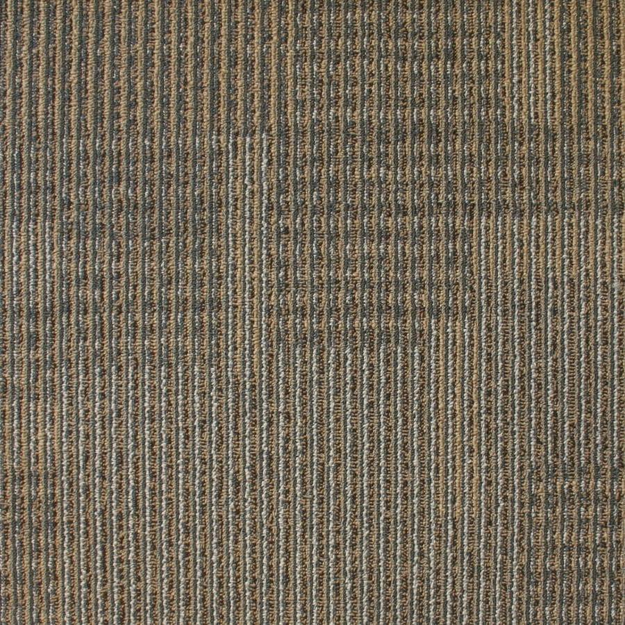 Kraus Home and Office 20-Pack 19.7-in x 19.7-in Prestige Berber/Loop Full Spread Adhesive Carpet Tile
