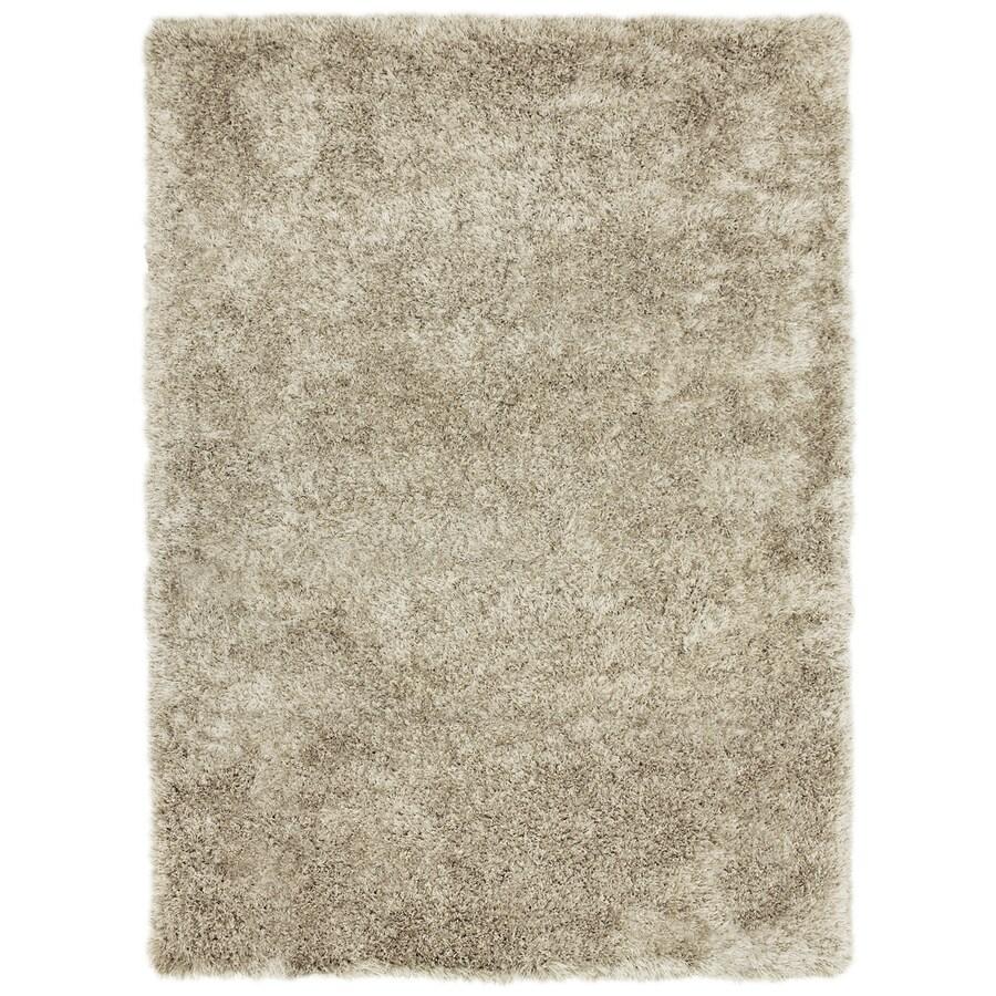 shop carpet art deco fusion beige latte rectangular indoor machine made inspirational area rug. Black Bedroom Furniture Sets. Home Design Ideas