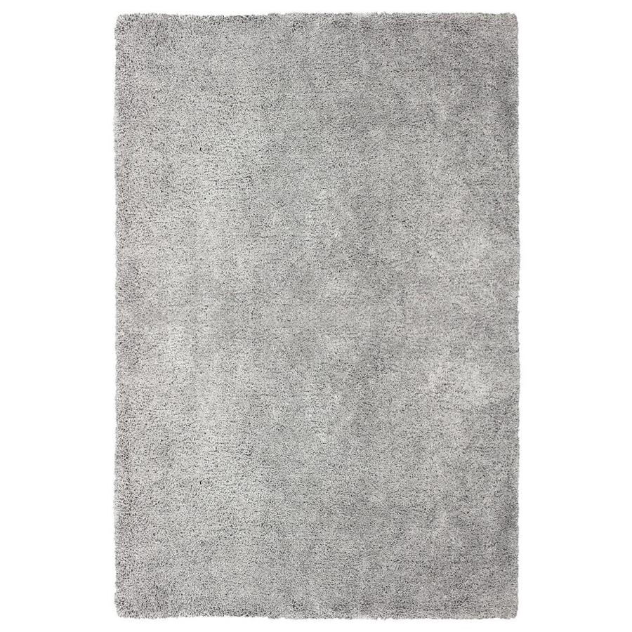 Allen Roth Amest Gray Indoor Inspirational Area Rug Common 8 X 10