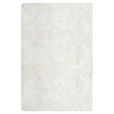 Allen Roth Amest White Indoor Inspirational Area Rug