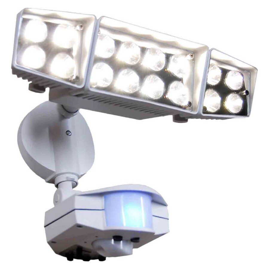 Utilitech 16-Light Motion Activated Security Lighting  sc 1 st  Loweu0027s & Shop Utilitech 16-Light Motion Activated Security Lighting at ... azcodes.com