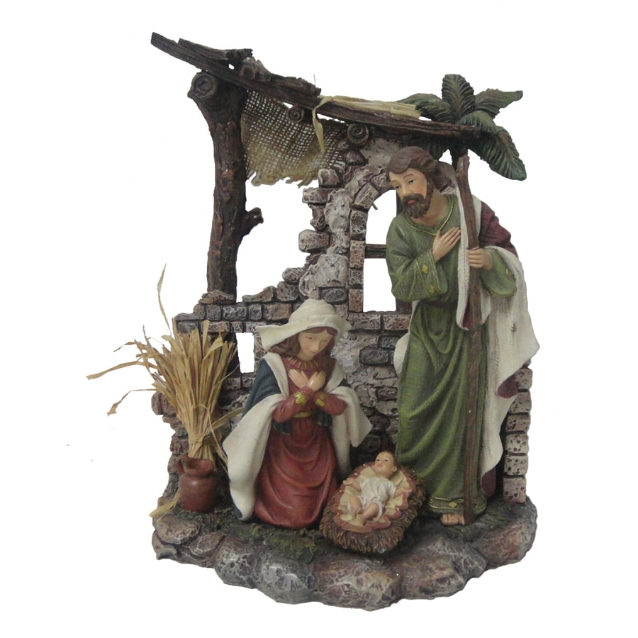Holiday Living Nativity Tabletop