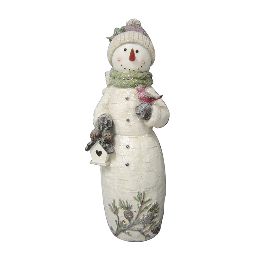 holiday living snowman indoor christmas decoration