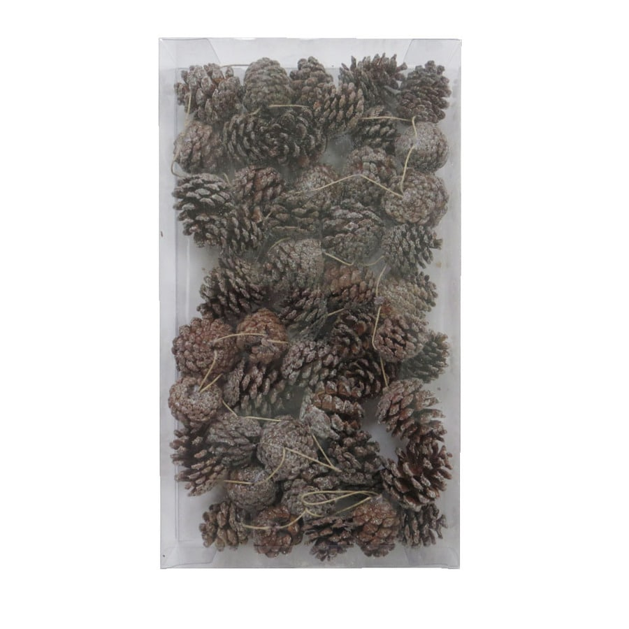 Holiday Living 1.5-in x 6-ft Pinecone Artificial Christmas Garland