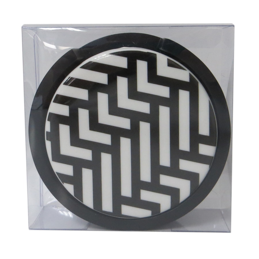 allen + roth Graphic Coaster