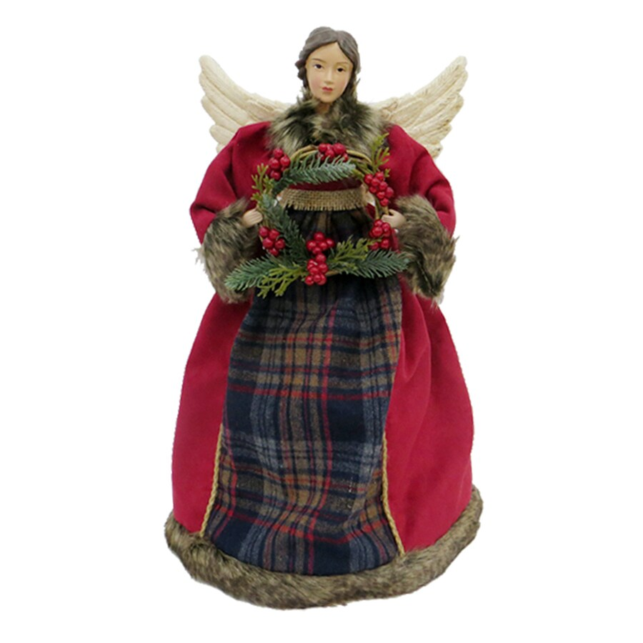 Holiday Living -Pack-in Christmas Tree Topper Lights