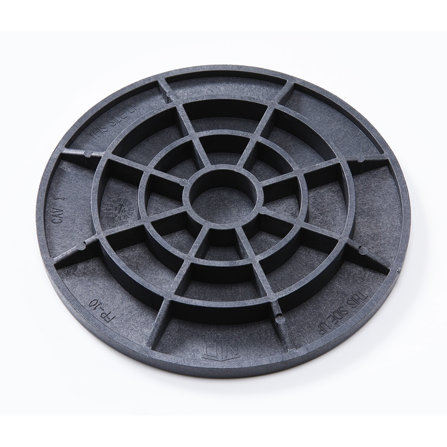 Shop Footingpad 10 In Composite Foundation Pad At Lowes Com