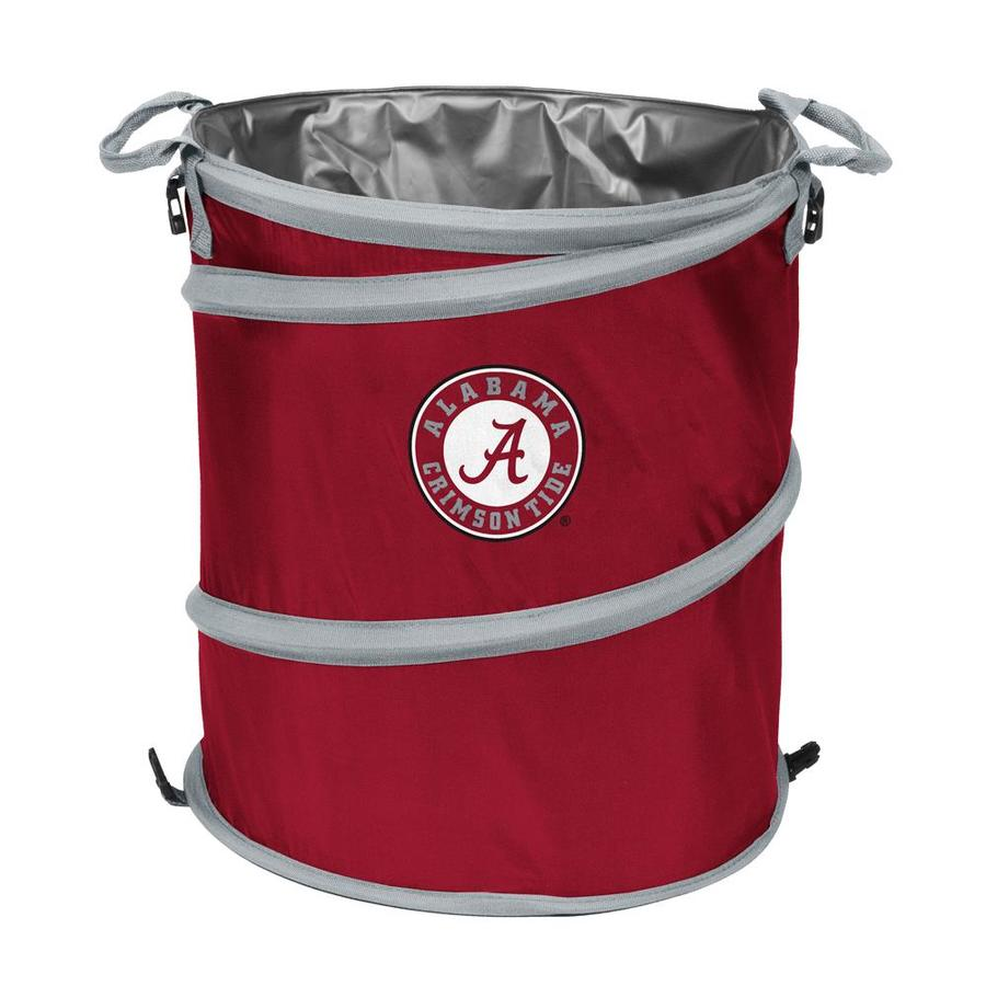Logo Chairs 13-Gallon Alabama Polyester Personal Cooler