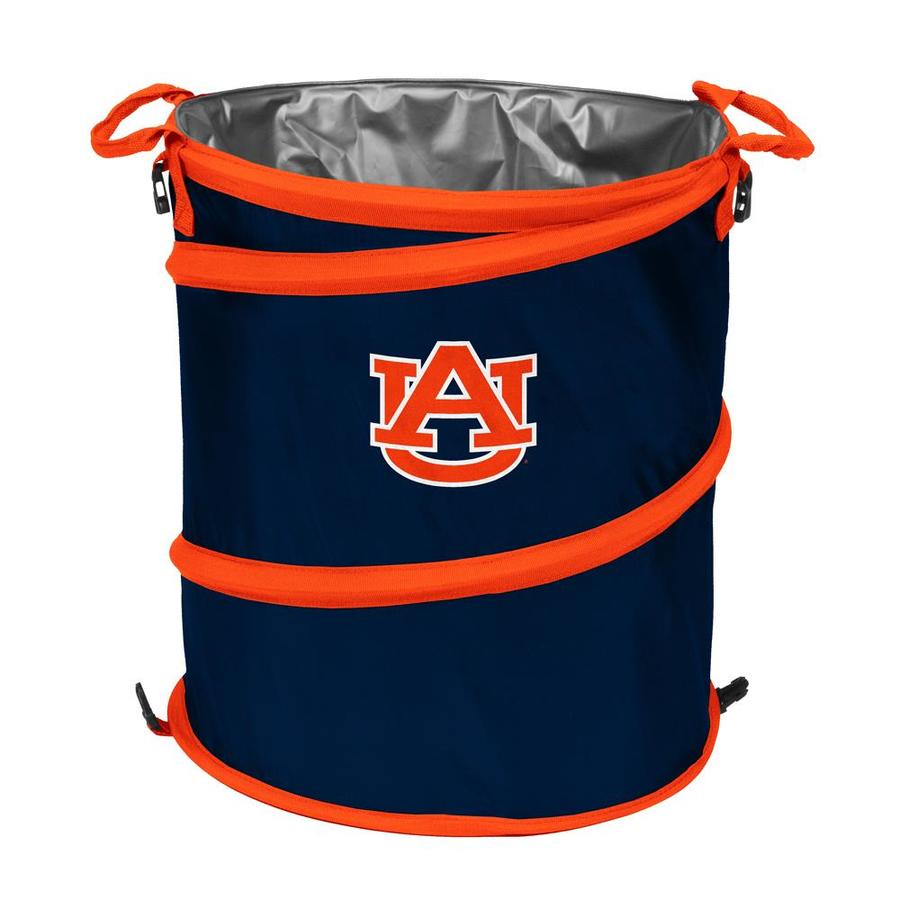 Logo Chairs 13-Gallon Auburn Polyester Personal Cooler