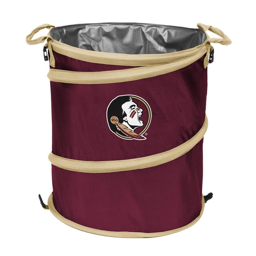 Logo Chairs 13-Gallon Florida State Polyester Personal Cooler