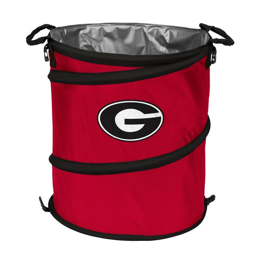 Logo Chairs 13-Gallon Georgia Polyester Personal Cooler