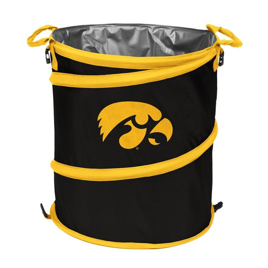 Logo Chairs 13-Gallon Iowa Polyester Personal Cooler