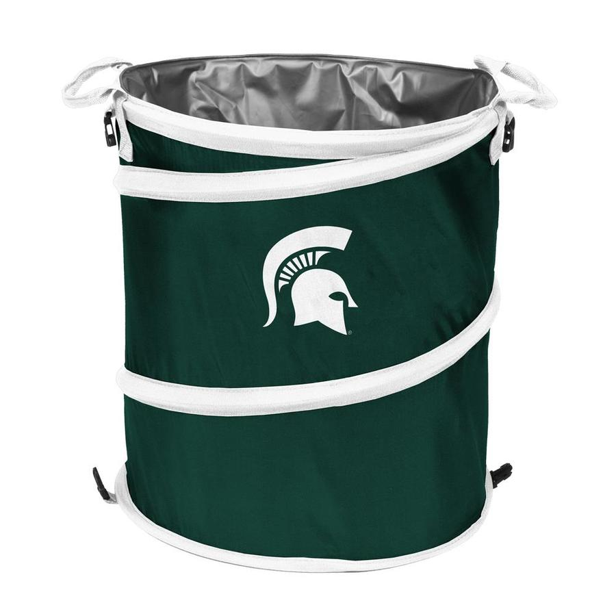 Logo Chairs 13-Gallon Michigan State Polyester Personal Cooler