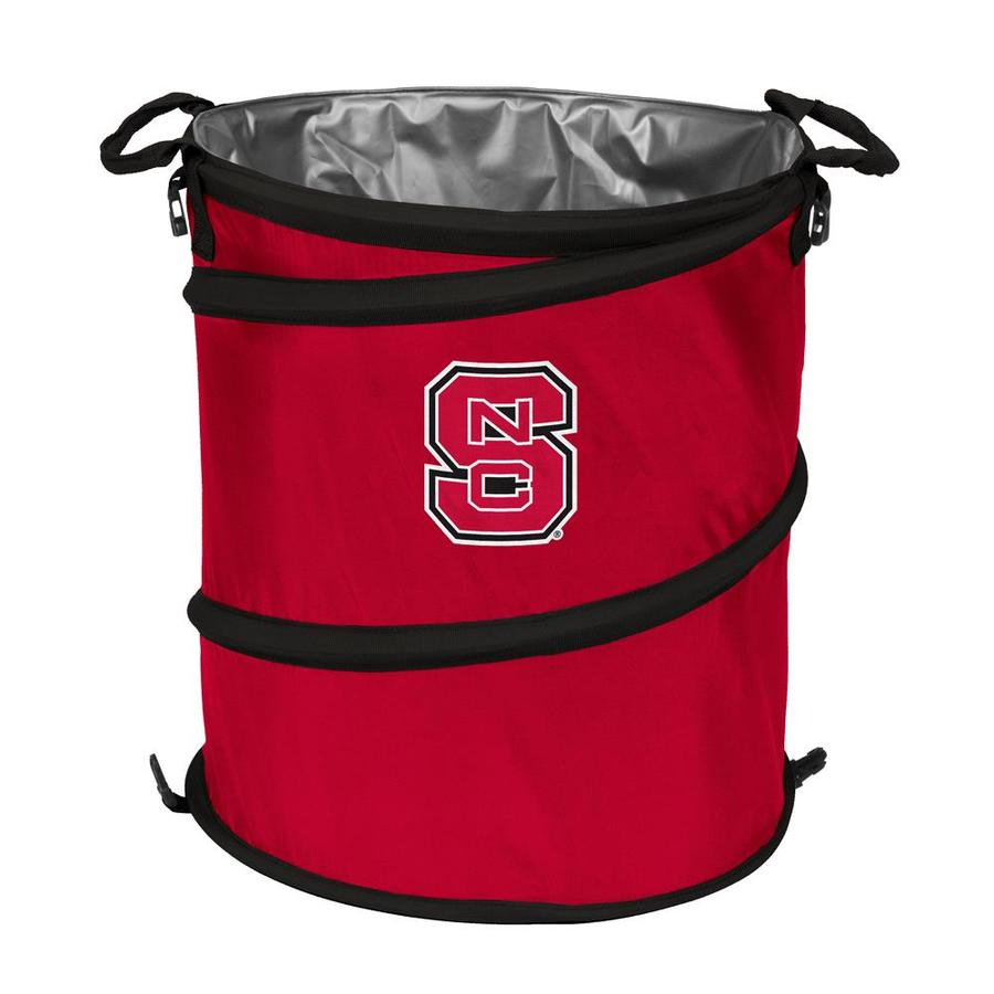 Logo Chairs 13-Gallon North Carolina State Polyester Personal Cooler