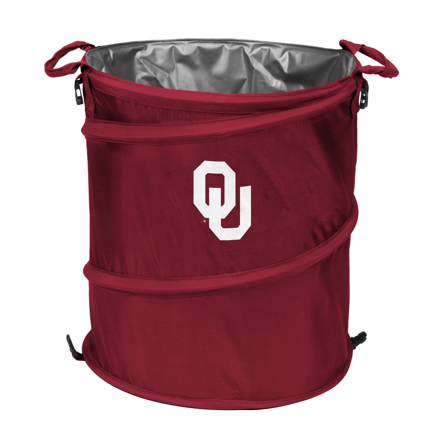 Logo Chairs 13-Gallon Oklahoma Polyester Personal Cooler
