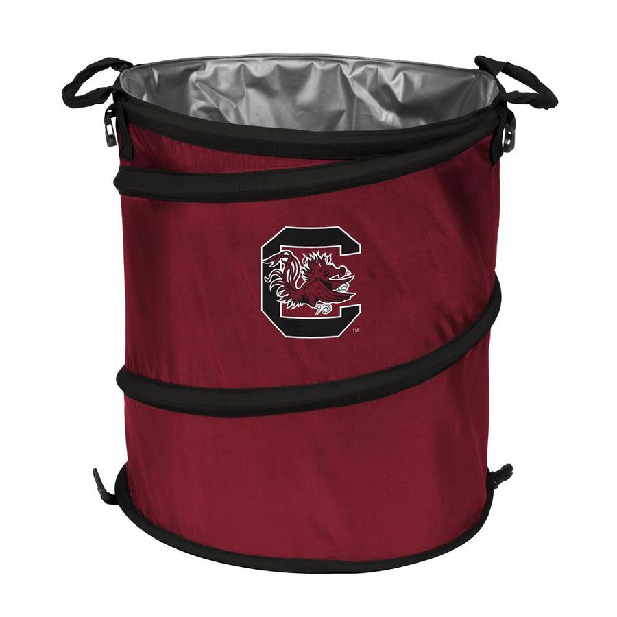 Logo Chairs 13-Gallon South Carolina Polyester Personal Cooler