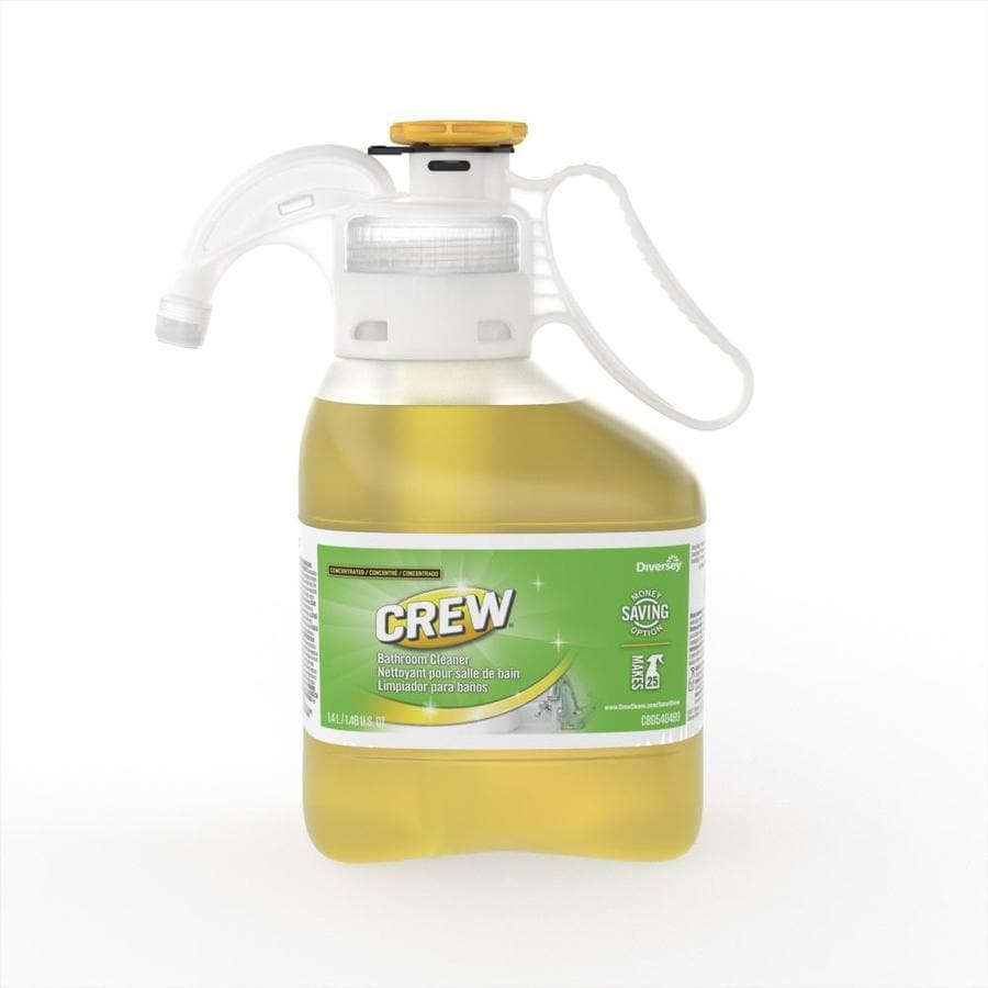 Crew SmartDose 2-Pack 47.34-fl oz Liquid Multipurpose Bathroom Cleaner