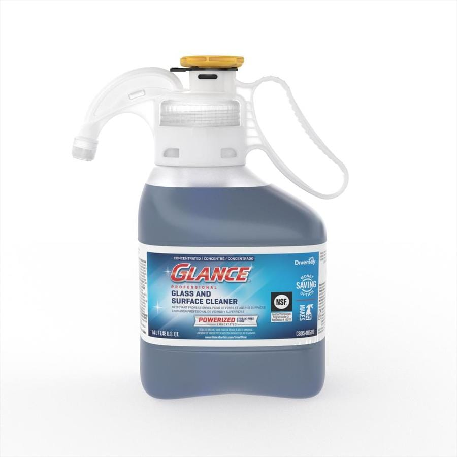 Glance SmartDose 47.34-fl oz Glass Cleaner