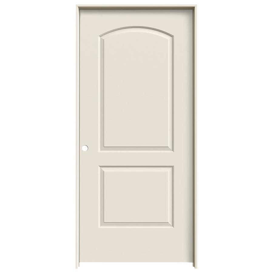 ReliaBilt Continental Single Prehung Interior Door (Common: 36-in x 80-in; Actual: 37.5000-in x 81.5000-in)