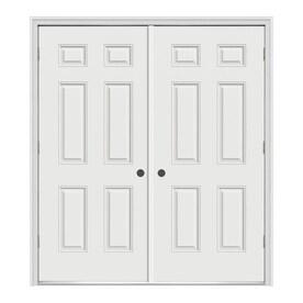 Emejing Prehung Exterior Double Doors Photos - Amazing House ...