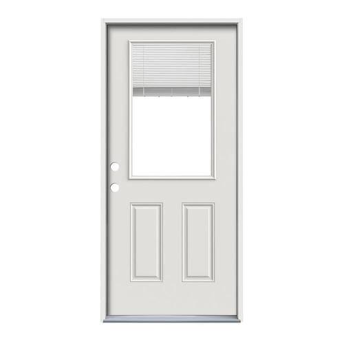 Amazing Reliabilt Half Lite Blinds Between The Glass Right Hand Door Handles Collection Olytizonderlifede