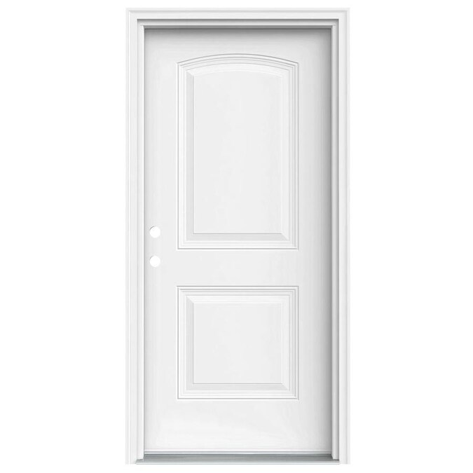Jeld Wen 36 In X 80 In Steel Right Hand Inswing Primed Prehung Single Front Door Brickmould Included In The Front Doors Department At Lowes Com The top countries of suppliers are china. jeld wen 36 in x 80 in steel right hand inswing primed prehung single front door brickmould included