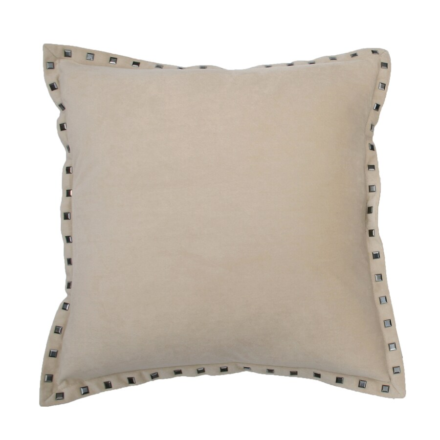 Payton 19-in W x 19-in L String Indoor Decorative Pillow