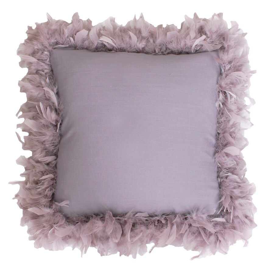 19-in W x 19-in L Nirvana Indoor Decorative Pillow