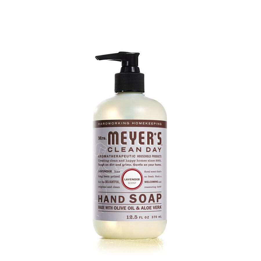 MRS MEYERS CLEAN DAY 12.5-fl oz Lavender Hand Soap