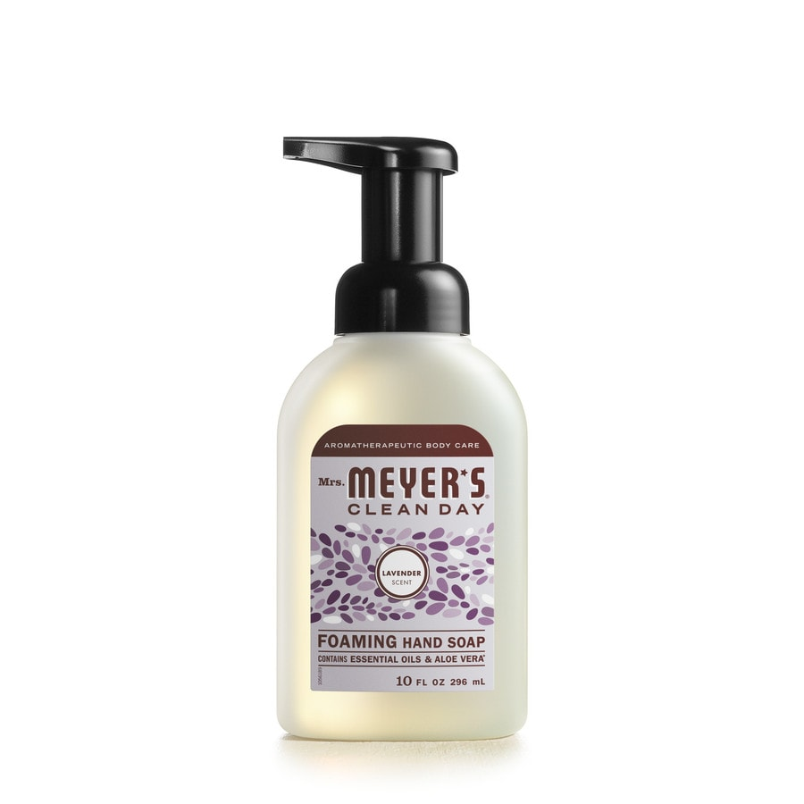 Mrs. Meyer's Clean Day 10-fl oz Lavender Hand Soap