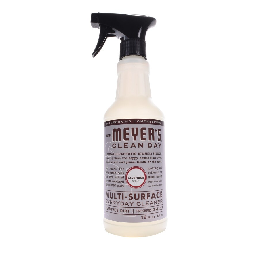 Mrs Meyers Clean Day 16 Fl Oz Lavender All Purpose Cleaner