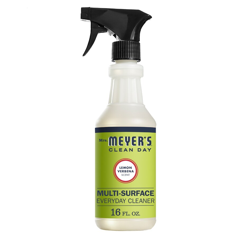 Mrs Meyers Clean Day 16 Fl Oz Lemon All Purpose Cleaner At