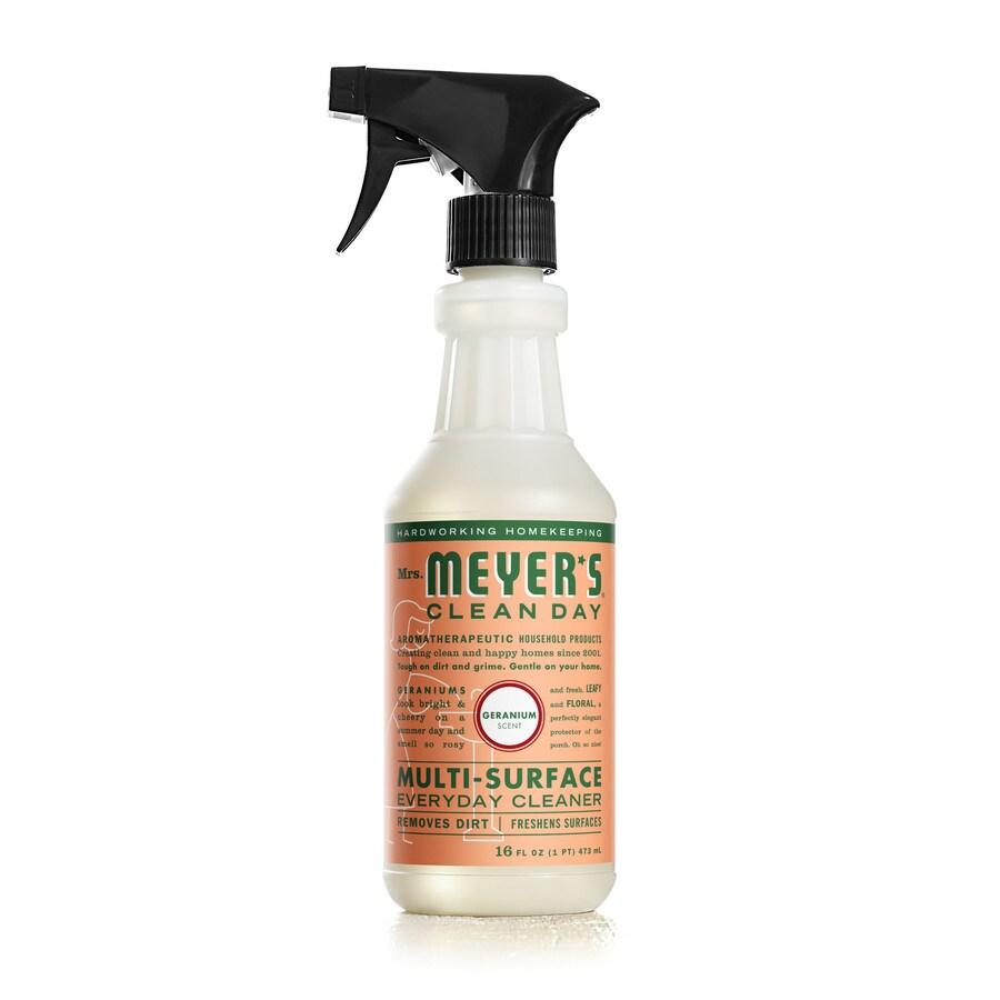 Mrs. Meyer's Clean Day 16-fl oz Geranium All-Purpose Cleaner