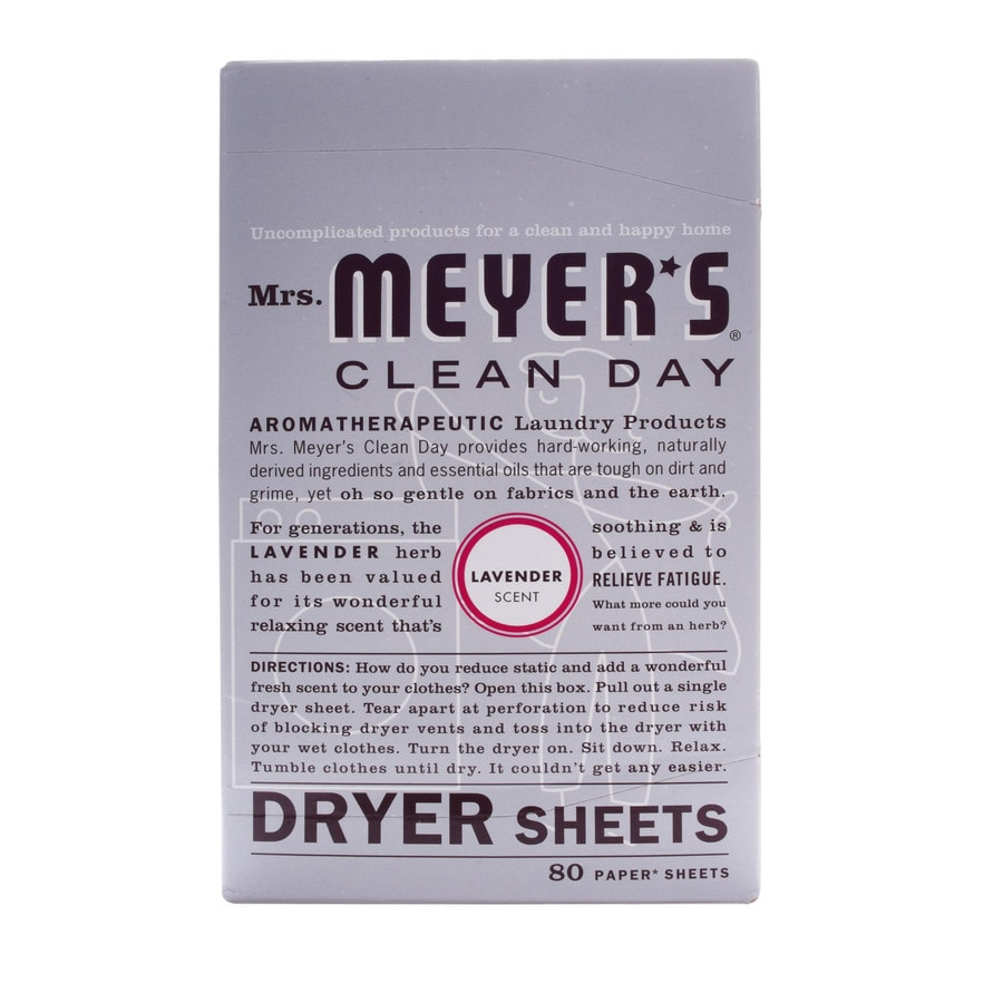 MRS MEYERS CLEAN DAY 80-Count Fabric Softener