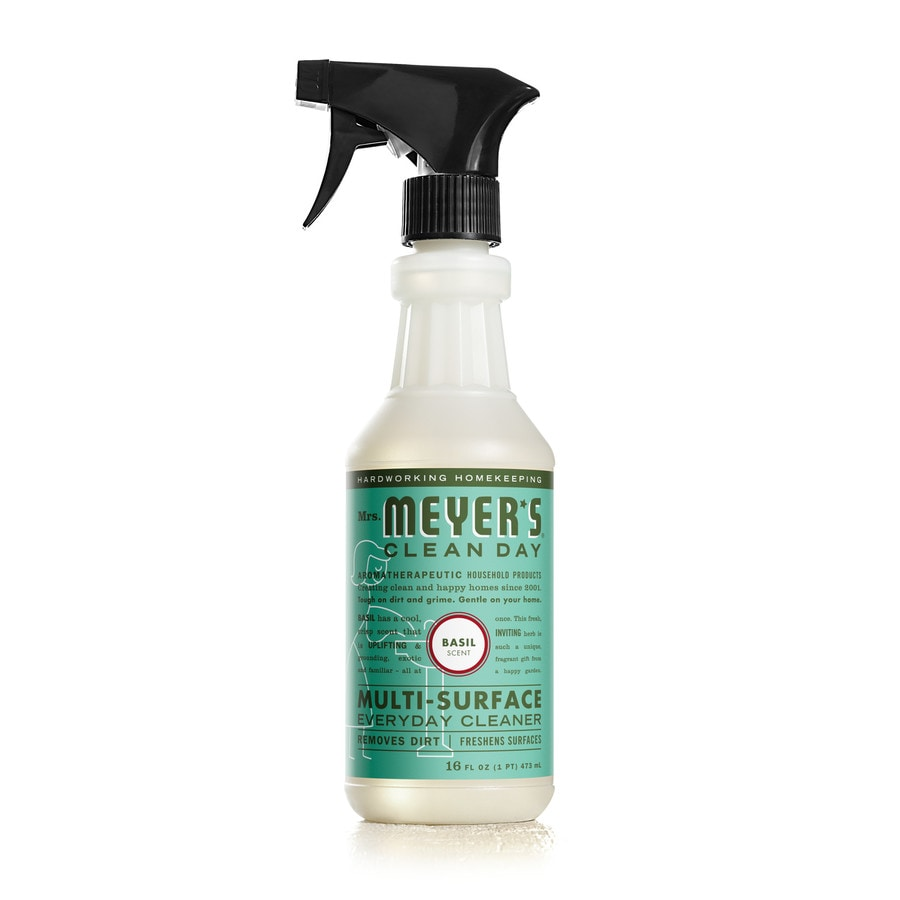 Mrs. Meyer's Clean Day 16-fl oz Basil All-Purpose Cleaner