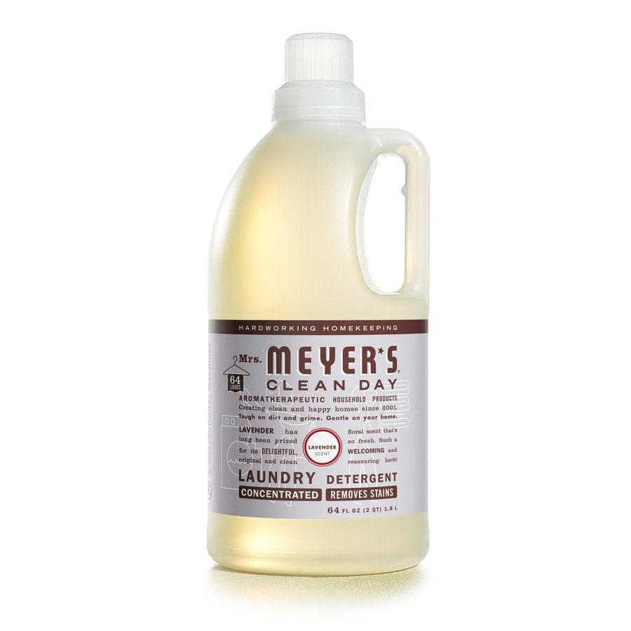 Mrs. Meyer's Clean Day Clean Day 64-fl oz Lavender HE Laundry Detergent