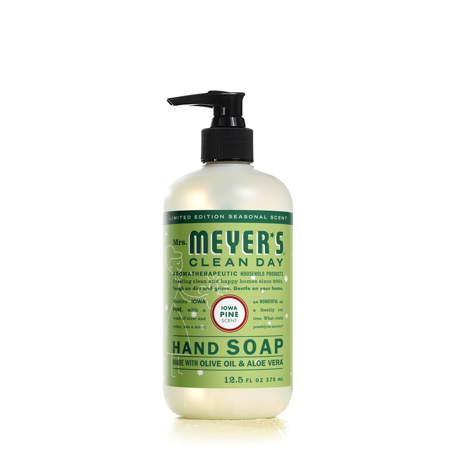 MRS MEYERS CLEAN DAY 12.5-fl oz Pine Hand Soap