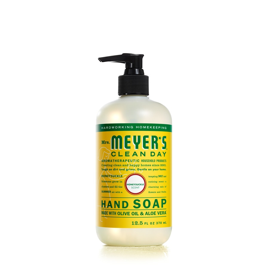 Mrs. Meyer's Clean Day 12.5-fl oz Honeysuckle Hand Soap
